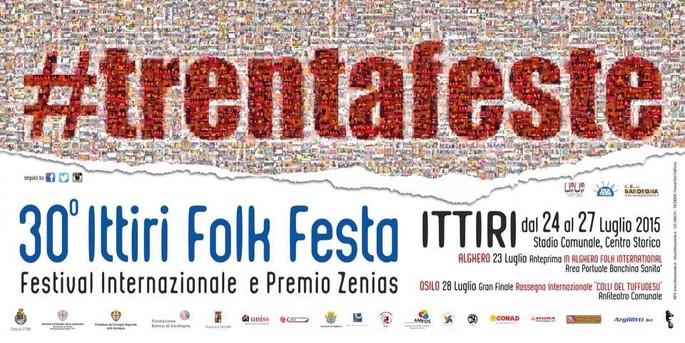 Ittiri Folk Festa compie trent'anni